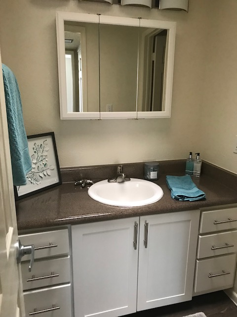 Newly renovated one and two bedroom apartment homes with new kitchen appliances, cabinets, quartz countertops and plank flooring