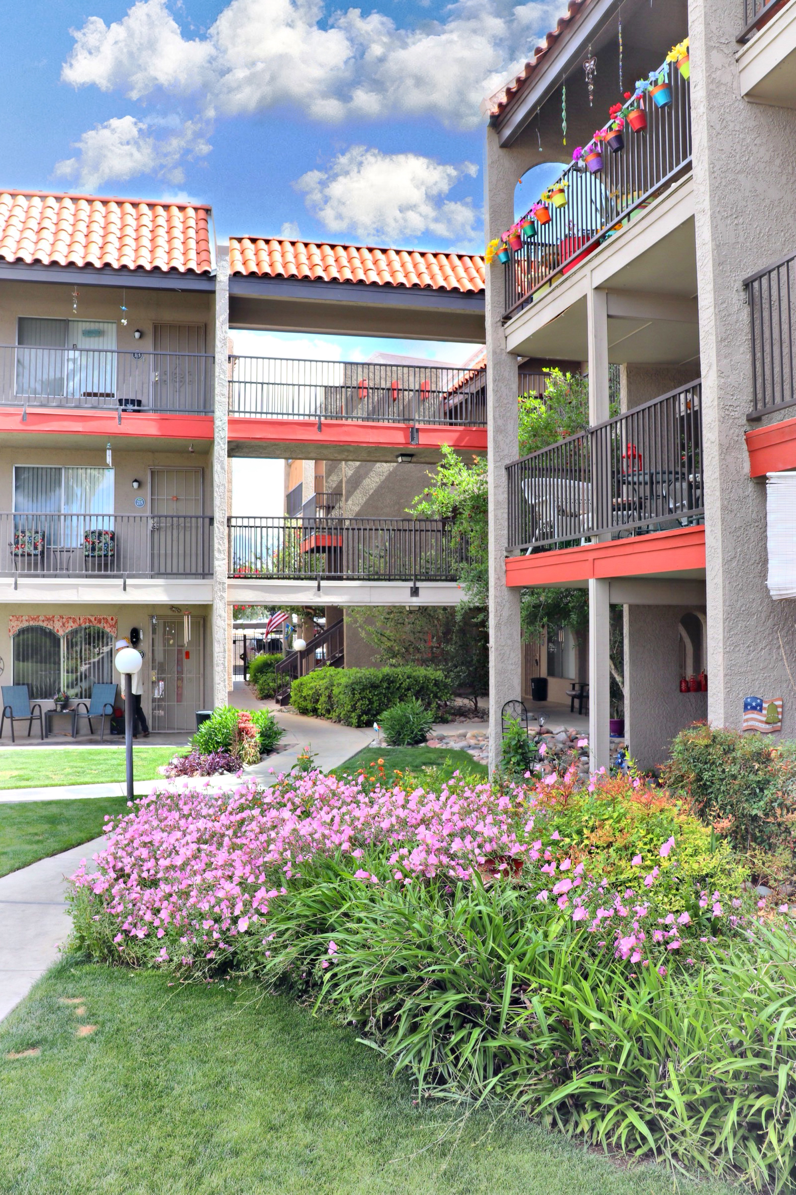 one and two bedroom apartment homes independent living for seniors