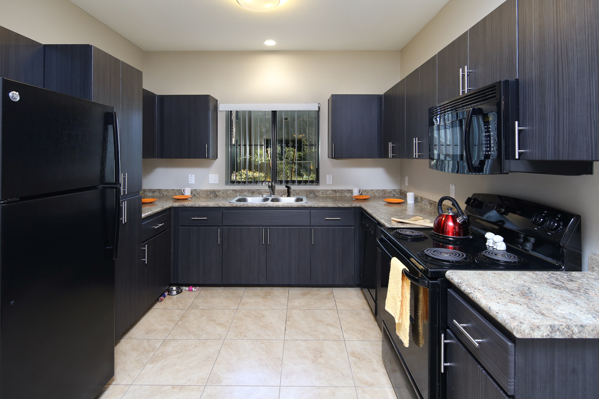 Upscale brand new one, two and three bedroom apartment homes with upgraded kitchens and granite countertops