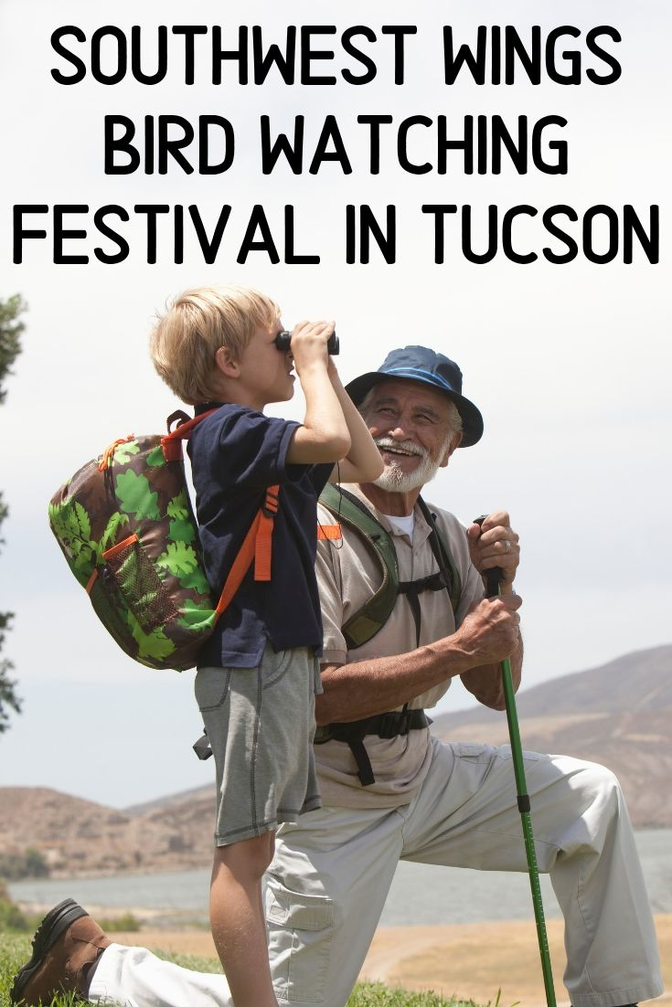 When it comes to Tucson events you might be shying away from anything outdoors for the summer. Don't let that be the case from July 31st to August 3rd! You won't want to miss the Southwest Wings bird watching and nature festival.