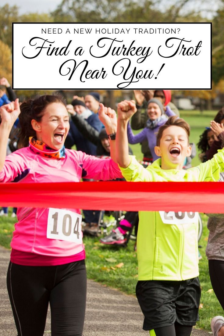 Looking to start a new tradition this Thanksgiving or step up your game from last year's race? Work up your appetite by taking part in a Turkey Trot in Tucson!