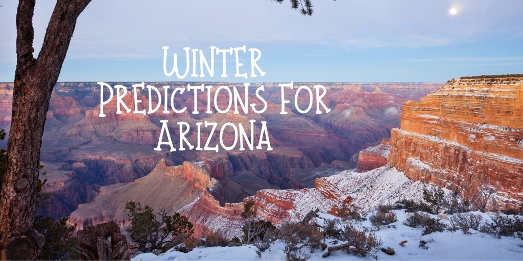 Winter is around the corner but it may not feel like it. Here are the predictions about Arizona's warmer than usual upcoming winter.